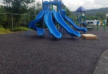 TIS Playground pictures and update