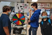 Troy Jr/Sr High School celebrated World Milk Day with Dairy Trivia