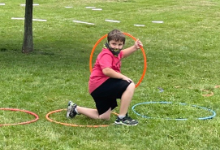 2nd Grade Field Days