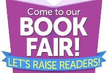 TIS Book Fair TIS Book Fair - Come to our Book Fair