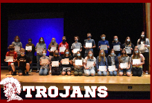 7th and 8th Grade Awards