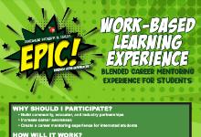 EPIC Career Mentoring Opportunity