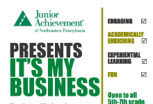 After School Career, Entrepreneurship and Future Success Workshop for 5th-8th grade students.