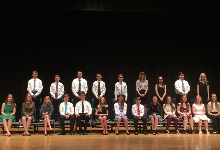 National Junior Honor Society Induction Ceremony 2019