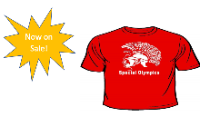 The Special Education Department is selling T-shirts for Special Olympics.  Troy Area will be unified when attending this years Olympics!!!  At each building, the secretaries have a sign up sheet and will take your payment.