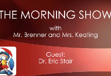 THS Morning Show with Mr. Brenner & Mrs. Keating - Nov 19th, 2020