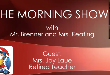 THS Morning Show with Mr. Brenner & Mrs. Keating - Nov 17th, 2020