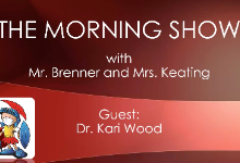 THS Morning Show with Mr. Brenner & Mrs. Keating - Nov 18th, 2020
