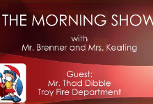 THS Morning Show with Mr. Brenner & Mrs. Keating - Nov 20th, 2020