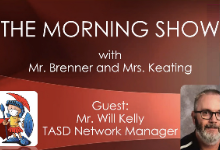 THS Morning Show with Mr. Brenner & Mrs. Keating - Nov 24th, 2020