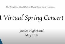 THS Music Dept - Virtual Concerts