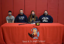 Lindsay Steele signs with Pitt-Bradford for Softball