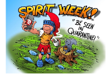 TASD Virtual Spirit Week!!!