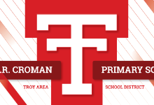 At WR Croman Primary School every student will be able to get free breakfast and free lunch for the 2020/2021 school year.