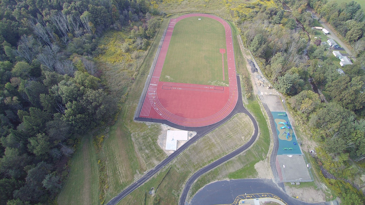troy track