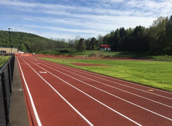 Troy Track